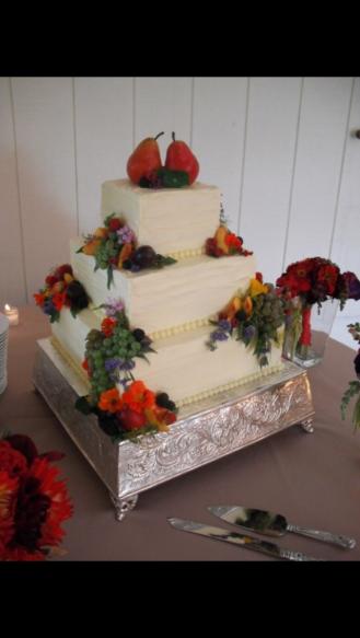 Local Organic Farm Wedding